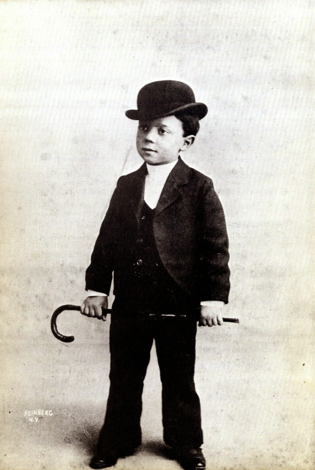 buster keaton age 3