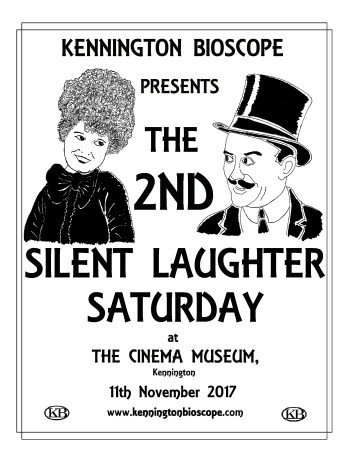 pg1 front -SECOND SILENT LAUGHTER SATURDAY PROGRAMME FRONT - FINAL