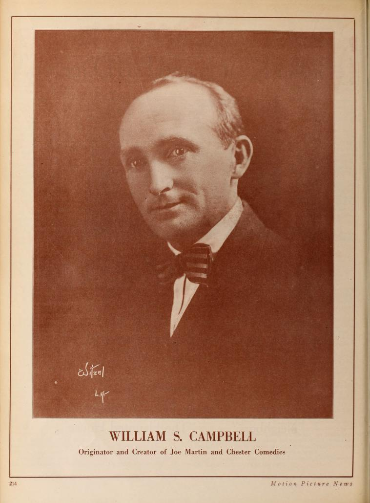 william s campbell
